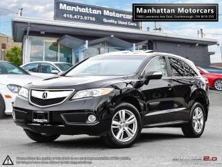 Used 2015 Acura RDX AWD TECH PKG |NAV|CAMERA|BLUETOOTH|FAC.WARRANTY for sale in Scarborough, ON