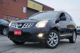Used 2012 Nissan Rogue SL,Navi,360 Camera,Bluetooth,Leather,Roof for sale in North York, ON