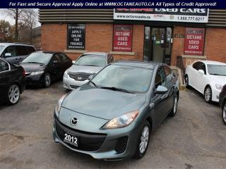 Used 2012 Mazda MAZDA3 GS-SKY for sale in Scarborough, ON
