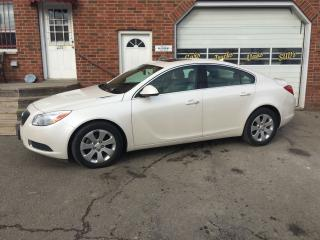 Used 2012 Buick Regal w/1SH for sale in Bowmanville, ON