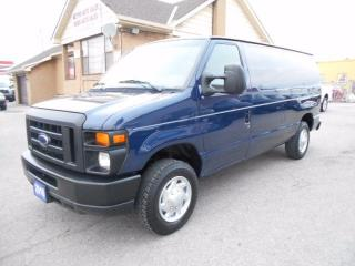 Used 2010 Ford E-150 CARGO 4.6L V8 Loaded ONLY 80,000KMs for sale in Etobicoke, ON