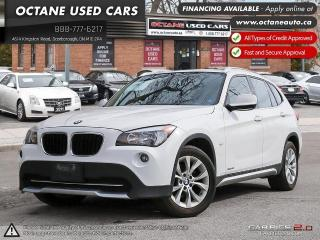 Used 2012 BMW X1 xDrive28i for sale in Scarborough, ON