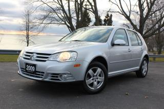 Used 2009 Volkswagen City Golf for sale in Oshawa, ON