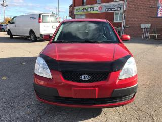 Used 2009 Kia Rio NO ACCIDENT/SAFETY/WARRANTY INCLUDED for sale in Cambridge, ON