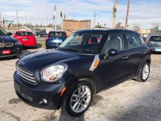 Used 2012 MINI Cooper Countryman 5 SEATS/SAFETY/WARRANTY INCLUDED for sale in Cambridge, ON