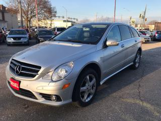 Used 2009 Mercedes-Benz R-Class BlueTEC/DIESEL/AWD/ONE OWNER/SAFETY/WARRANTY INCL for sale in Cambridge, ON