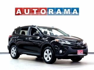 Used 2014 Toyota RAV4 LTD NAVIGATION LEATHER SUNROOF 4WD BACKUP CAMERA for sale in North York, ON