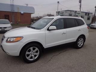 Used 2008 Hyundai Santa Fe LIMITED CERTIFIED for sale in Kitchener, ON