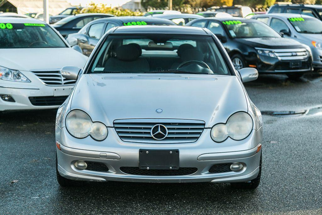 Used 2002 mercedes benz c230 sport kompressor 6 speed for Mercedes benz 2002 c230