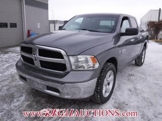 Used 2013 RAM 1500 SLT CREW CAB 4WD 5.7L for sale in Calgary, AB
