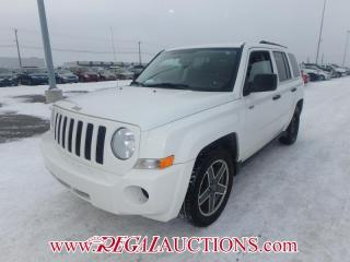 Used 2009 Jeep PATRIOT SPORT 4D UTILITY 2.4L for sale in Calgary, AB