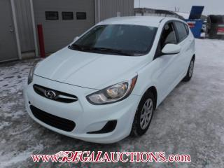 Used 2014 Hyundai ACCENT GL 5D HATCHBACK AT for sale in Calgary, AB