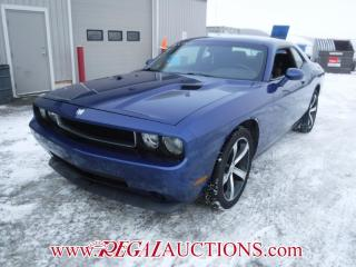 Used 2009 Dodge CHALLENGER SE 2D COUPE 3.5L for sale in Calgary, AB
