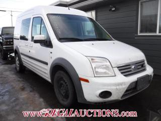 Used 2012 Ford TRANSIT CONNECT XLT WAGON for sale in Calgary, AB