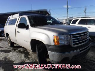 Used 2009 GMC SIERRA 1500  REG CAB for sale in Calgary, AB