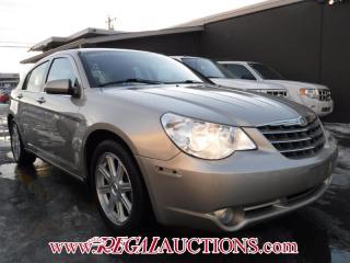 Used 2009 Chrysler SEBRING TOURING 4D SEDAN for sale in Calgary, AB