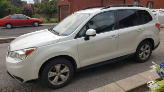 Used 2014 Subaru Forester 2.5i Convenience for sale in North York, ON