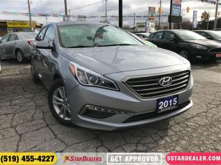 Used 2015 Hyundai Sonata GL | CAM | HEATED SEATS | BLUETOOTH for sale in London, ON