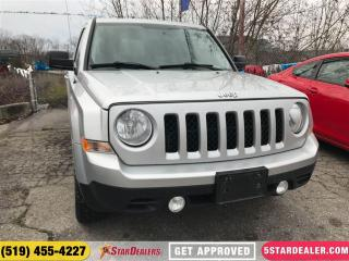 Used 2014 Jeep Patriot Sport | AWD for sale in London, ON