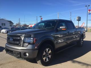 Used 2014 Ford F-150 FX4  * 4WD * ONE OWNER * POWER GROUP * LOW KM for sale in London, ON