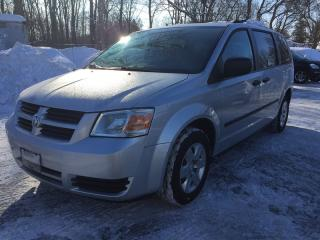 Used 2010 Dodge GRAND CARAVAN SE * POWER GROUP * 7 PASS for sale in London, ON