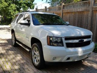Used 2007 Chevrolet TAHOE LT * 4WD * LEATHER * NAV * DVD * SUNROOF * NEW TIRES for sale in London, ON