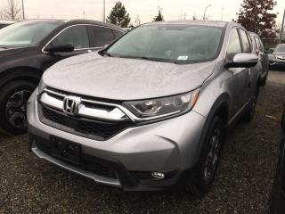 New 2018 Honda CR-V EX-L for sale in Richmond, BC