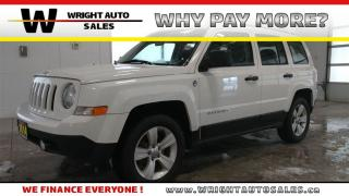 Used 2014 Jeep Patriot | 4WD| LEATHER| CRUISE CONTROL| A/C| 130,173KMS for sale in Cambridge, ON