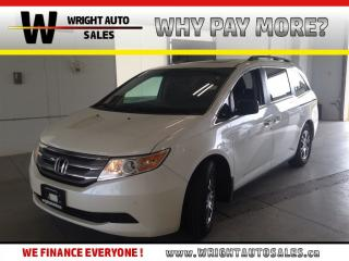 Used 2013 Honda Odyssey EX-L |8 PASSENGER|DVD|LEATHER|SUNROOF|94,772 kms for sale in Cambridge, ON