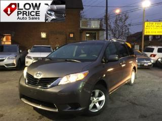 Used 2012 Toyota Sienna LE*7Rider*AllPwrOpti*ReverseCam&Warranty* for sale in York, ON