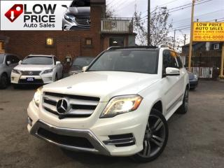 Used 2014 Mercedes-Benz GLK-Class Diesel*Nav*360Cam*AmgPkg*PanoRoof*FullOpti* for sale in York, ON