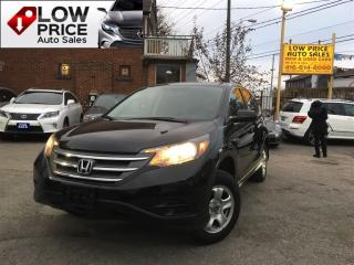 Used 2014 Honda CR-V LX*AllPwrOpti*HtdSeats*Cam*EcoDrive for sale in York, ON