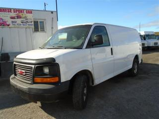 Used 2008 GMC Savana Standard for sale in Mississauga, ON