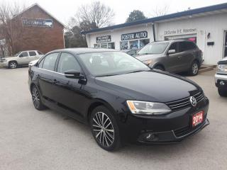 Used 2014 Volkswagen Jetta HIGHLINE for sale in Waterdown, ON
