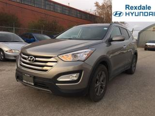 Used 2015 Hyundai Santa Fe Sport 2.4  WELL MAINTAINED for sale in Etobicoke, ON