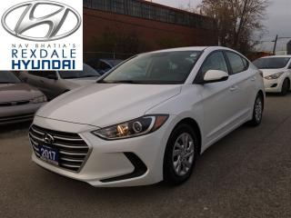 Used 2017 Hyundai Elantra LE 2.99% FINANCING AVAILABLE O.A.C. for sale in Etobicoke, ON