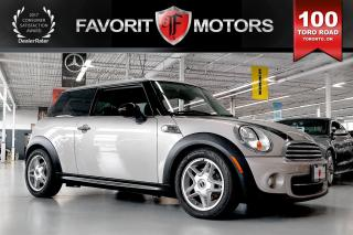 Used 2012 MINI Cooper BAKER STREET | MANUAL | HEATED SEATS | PANO ROOF for sale in North York, ON