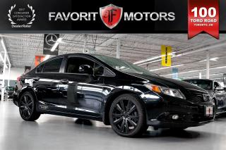 Used 2012 Honda Civic Si | MANUAL | NAV | SUNROOF | BLUETOOTH* for sale in North York, ON