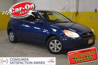 Used 2009 Hyundai Accent 5 SPEED w/ AIR COND for sale in Ottawa, ON