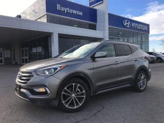 Used 2017 Hyundai Santa Fe Sport AWD 2.0T Limited for sale in Barrie, ON