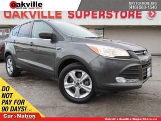 Used 2015 Ford Escape SE | AWD | HEATED SEATS | BLUETOOTH for sale in Oakville, ON