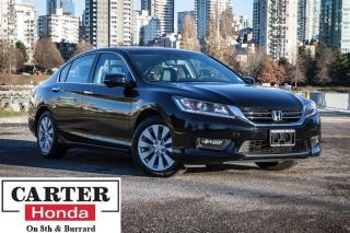 Used 2015 Honda Accord EX-L V6 + LEATHER + SUNROOF +  CERTIFIED! for sale in Vancouver, BC