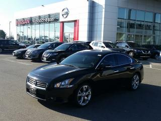 Used 2012 Nissan Maxima 3.5 SV CVT for sale in Mississauga, ON