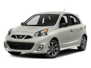 New 2017 Nissan Micra 1.6 SV 5sp for sale in Mississauga, ON