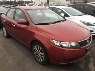 Used 2011 Kia Forte 2.0L EX | Automatic | As-Is for sale in Whitby, ON