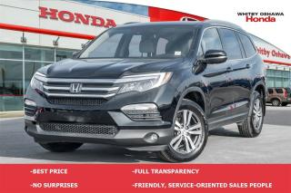 Used 2016 Honda Pilot EX-L NAVI | Automatic for sale in Whitby, ON