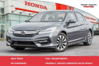 Used 2017 Honda Accord Hybrid Touring for sale in Whitby, ON