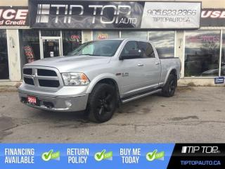 Used 2014 Dodge Ram 1500 Outdoorsman ** Diesel, Navigation, Bluetooth ** for sale in Bowmanville, ON