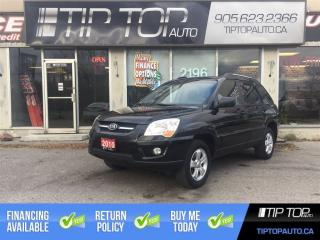 Used 2010 Kia Sportage LX for sale in Bowmanville, ON
