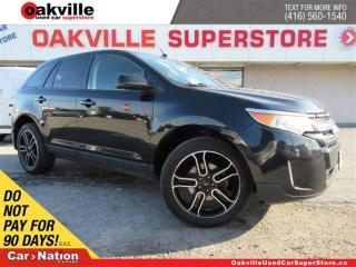 Used 2014 Ford Edge SEL | AWD | LEATHER | PANO ROOF | HEATED SEATS for sale in Oakville, ON